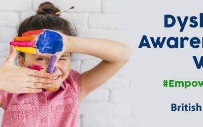 Dyslexia Awareness Week (DAW) 2018